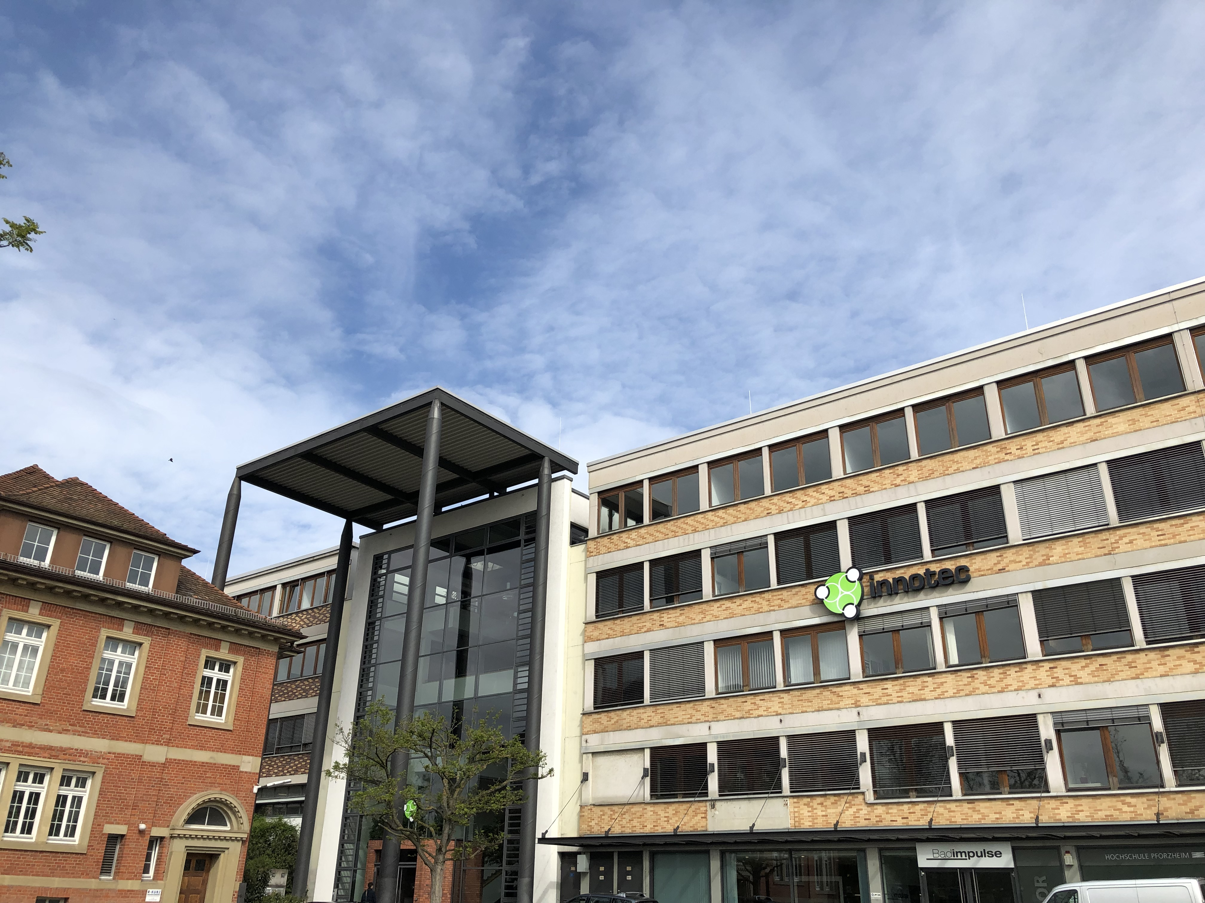 Repräsentative Büroräume langfristig zu vermieten